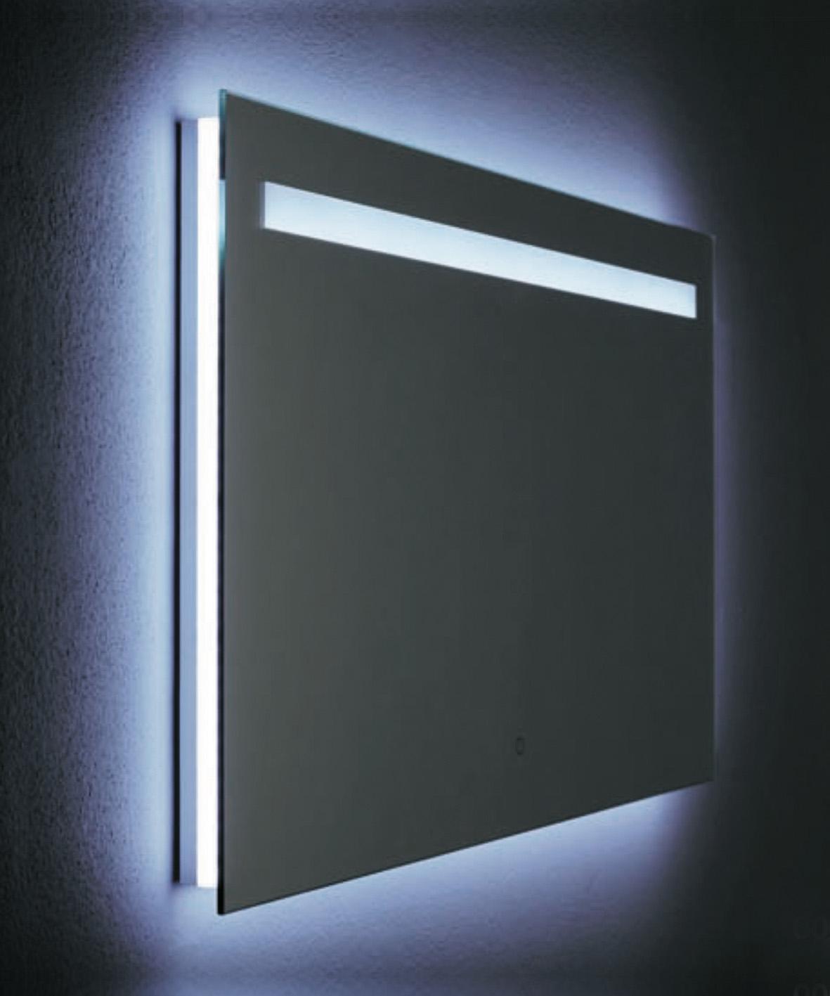 Kylpyhuoneen peili LED taustavalolla BALTECO DO - Interbauen ... 7dcee93bc5