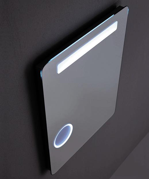 Kylpyhuoneen peili LED taustavalolla BALTECO LY - Interbauen ... 89dadd1f00