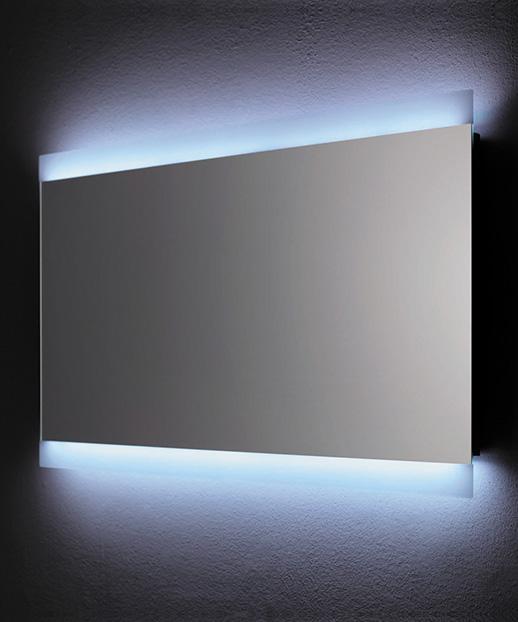 Kylpyhuoneen peili LED taustavalolla BALTECO VE 120 - Interbauen ... 9edc82992f